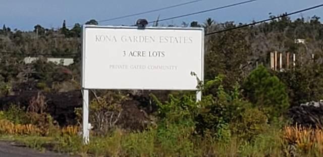 Macadamia Dr, Ocean View, HI 96737 (MLS #654258) :: Hawai'i Life