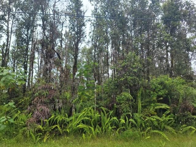 Seaview Rd, Pahoa, HI 96778 (MLS #654274) :: LUVA Real Estate
