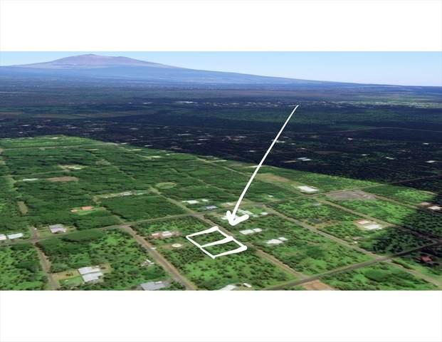 Paradise Rd, Pahoa, HI 96778 (MLS #654306) :: LUVA Real Estate