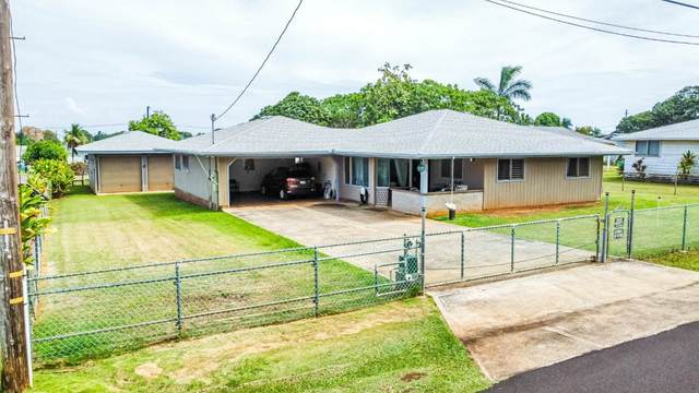 334 Kamokila Rd, Kapaa, HI 96746 (MLS #654308) :: Kauai Exclusive Realty