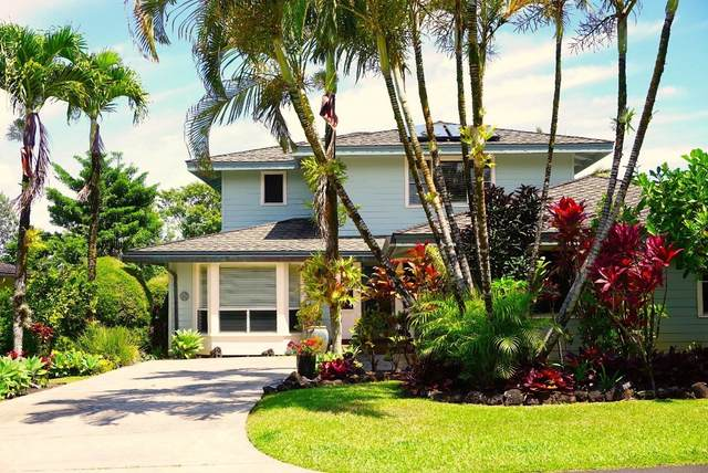 4210 Waileia Pl, Princeville, HI 96722 (MLS #654319) :: Corcoran Pacific Properties