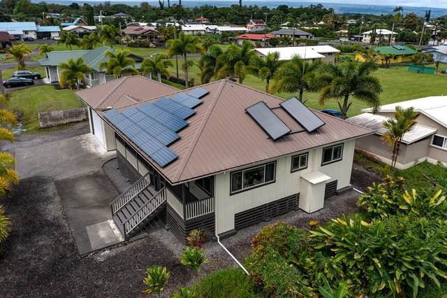2679 Kilauea Ave, Hilo, HI 96720 (MLS #654322) :: Iokua Real Estate, Inc.
