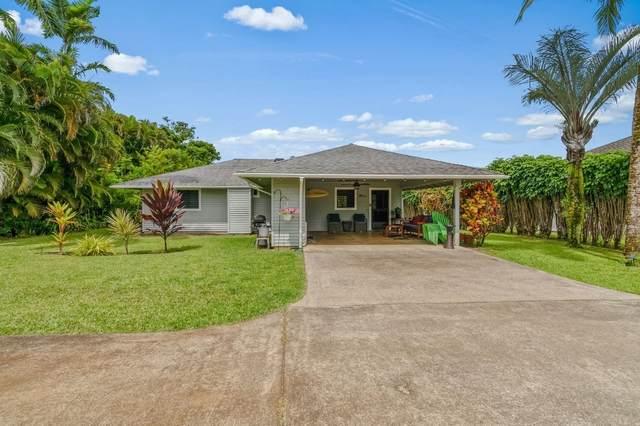 421-A Kaholalele Rd, Kapaa, HI 96746 (MLS #654330) :: Kauai Exclusive Realty