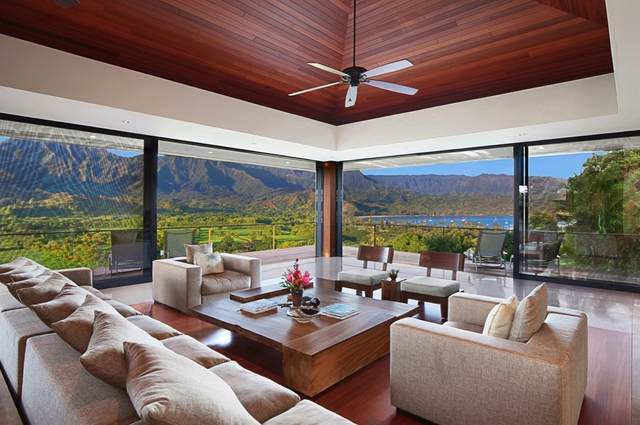 5181 Hanalei Plantation Rd, Princeville, HI 96722 (MLS #654364) :: Kauai Exclusive Realty