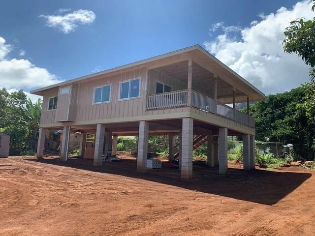 402 Pua Rd, Kapaa, HI 96746 (MLS #654391) :: Kauai Exclusive Realty