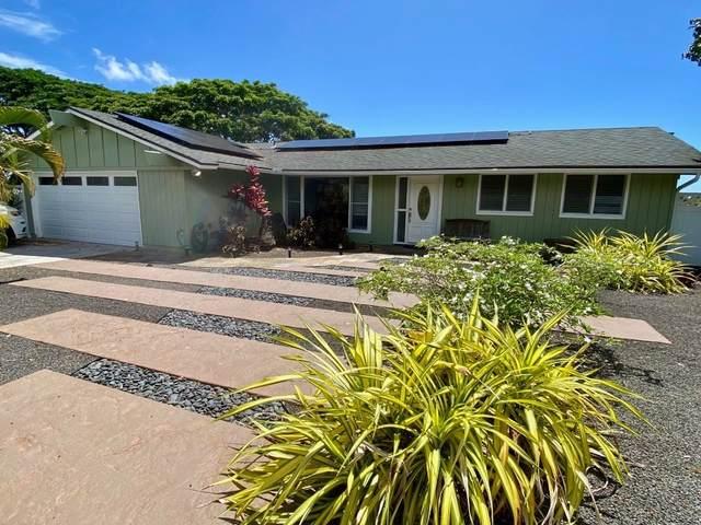 2744 Eleki Pl, Lihue, HI 96766 (MLS #654470) :: Kauai Exclusive Realty