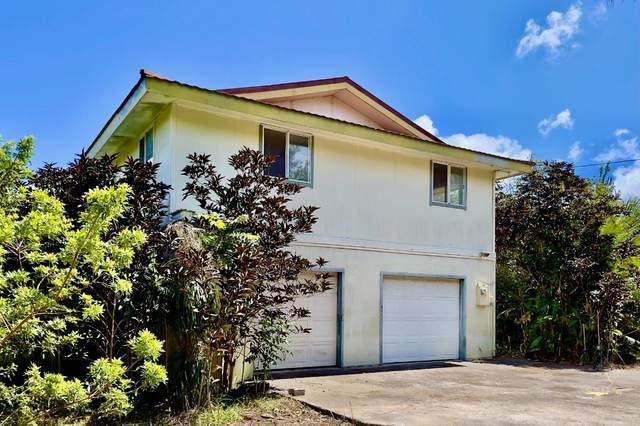 94-6707 Kamaoa Rd, Naalehu, HI 96772 (MLS #654471) :: Iokua Real Estate, Inc.