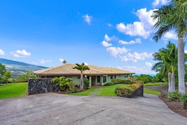 71-1678 Puu Napoo Dr, Kailua-Kona, HI 96740 (MLS #654479) :: Iokua Real Estate, Inc.