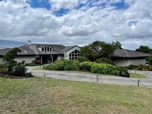 71-1644 Puu Napoo Dr, Kailua-Kona, HI 96740 (MLS #654483) :: Iokua Real Estate, Inc.