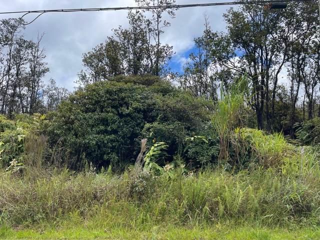 Kaleponi Dr, Volcano, HI 96785 (MLS #654503) :: Iokua Real Estate, Inc.