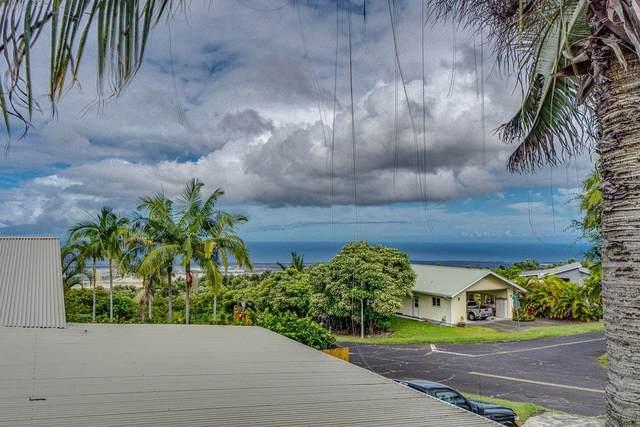 73-1082 Mahilani Dr, Kailua-Kona, HI 96740 (MLS #654506) :: LUVA Real Estate