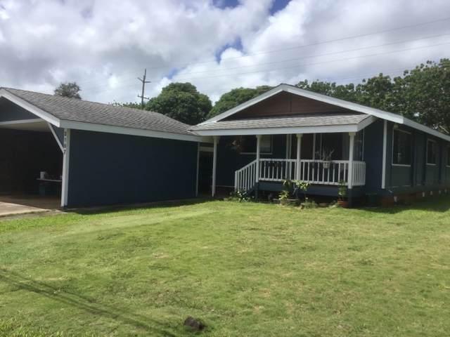 3197 Fujii St, Lihue, HI 96766 (MLS #654525) :: Aloha Kona Realty, Inc.