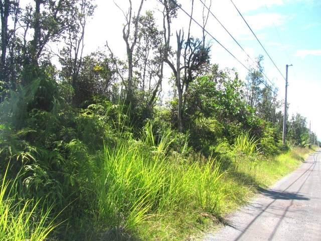 8TH AVE (KAHILI), Keaau, HI 96749 (MLS #654527) :: LUVA Real Estate
