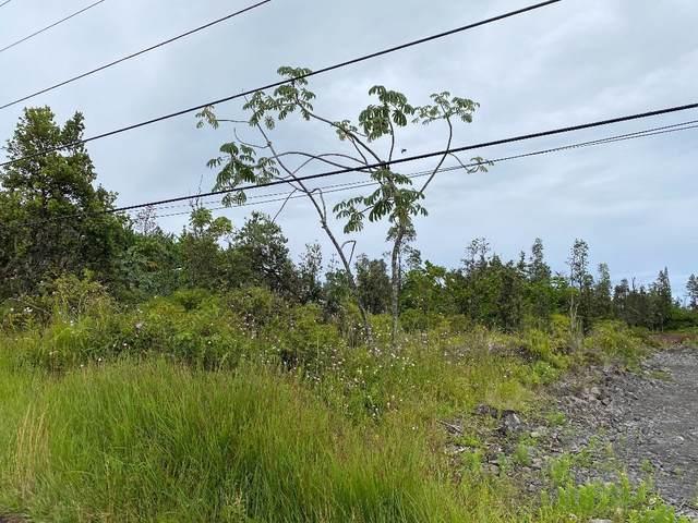 15-1621 Beach Rd, Keaau, HI 96749 (MLS #654534) :: Corcoran Pacific Properties