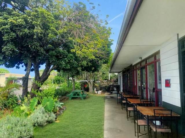 81-6372 Hawaii Belt Rd, Captain Cook, HI 96750 (MLS #654538) :: LUVA Real Estate