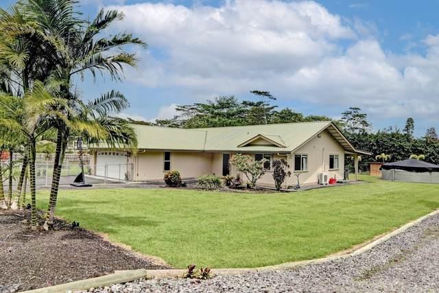 15-1805 25TH AVE (OKIKA), Keaau, HI 96749 (MLS #654557) :: Corcoran Pacific Properties