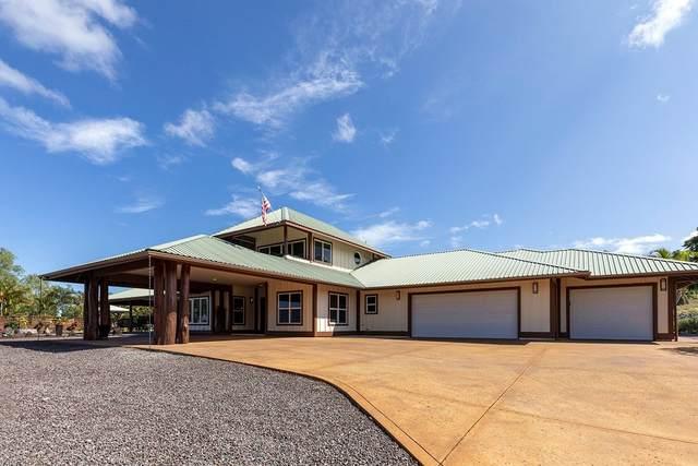 71-1643 Puu Napoo Dr, Kailua-Kona, HI 96740 (MLS #654559) :: Corcoran Pacific Properties