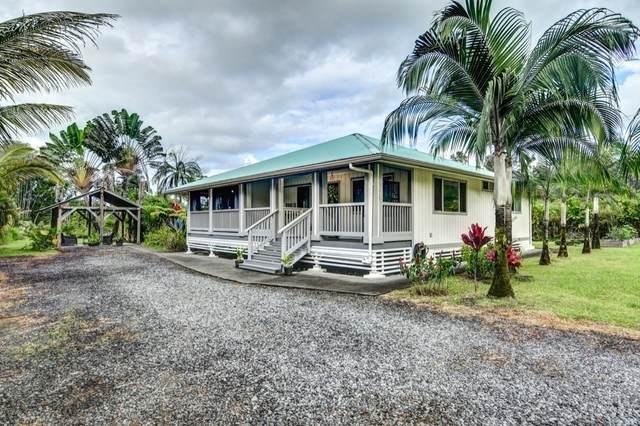 15-1525 16TH AVE, Keaau, HI 96749 (MLS #654570) :: Iokua Real Estate, Inc.