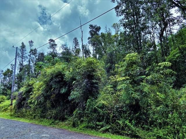 Lehua Rd, Pahoa, HI 96778 (MLS #654588) :: Corcoran Pacific Properties
