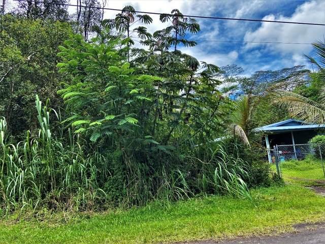 Lehua Rd, Pahoa, HI 96778 (MLS #654589) :: Corcoran Pacific Properties