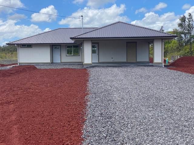 15-1910 5TH AVE (EKAHA), Keaau, HI 96749 (MLS #654596) :: LUVA Real Estate