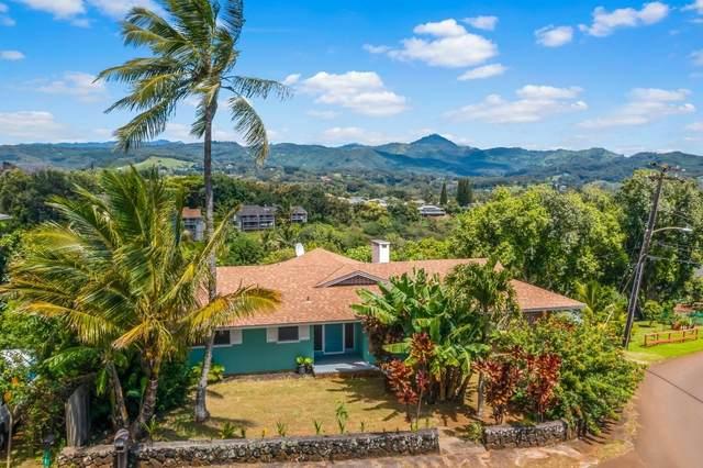 3854 Gallo Pl, Kalaheo, HI 96741 (MLS #654648) :: Corcoran Pacific Properties