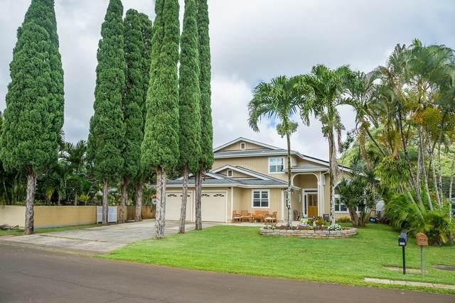 5816 Koali St, Kapaa, HI 96746 (MLS #654665) :: Kauai Exclusive Realty