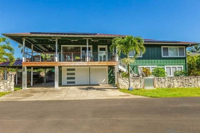 5126 Papio Place, Hanalei, HI 96714 (MLS #654670) :: Kauai Exclusive Realty