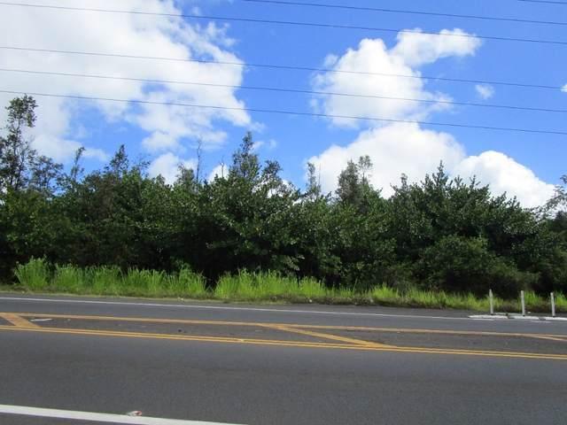 Keaau-Pahoa Rd, Keaau, HI 96749 (MLS #654727) :: Iokua Real Estate, Inc.