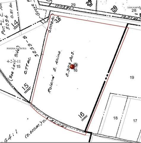 3337 Kapau Rd, Koloa, HI 96756 (MLS #654738) :: Iokua Real Estate, Inc.