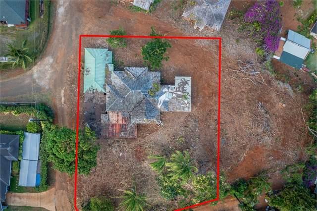 4964 La Rd, Kapaa, HI 96746 (MLS #654739) :: Kauai Exclusive Realty