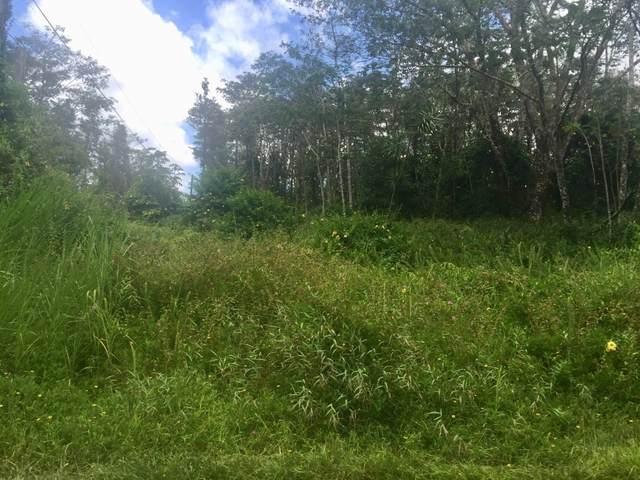 Tutu Rd, Pahoa, HI 96778 (MLS #654800) :: Aloha Kona Realty, Inc.