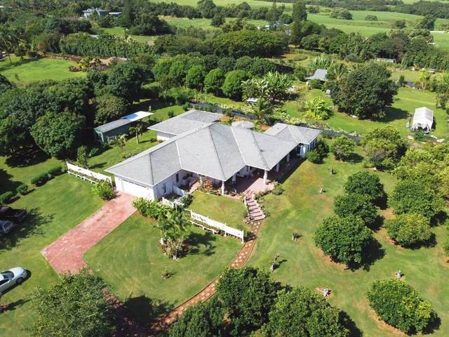 5-421 Kuhio Hwy, Kilauea, HI 96754 (MLS #654816) :: Corcoran Pacific Properties