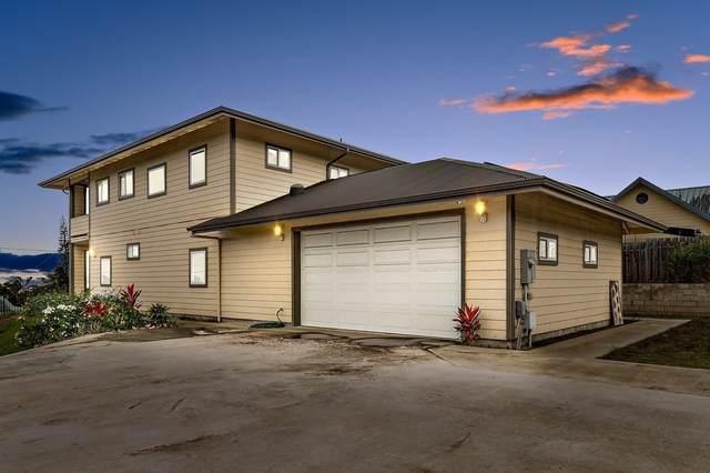 53-4048 Kolonahe Street, Kapaau, HI 96755 (MLS #654845) :: LUVA Real Estate