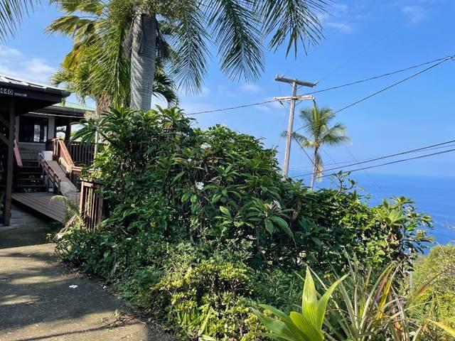 87-440 Kaohe Rd, Captain Cook, HI 96704 (MLS #654876) :: LUVA Real Estate