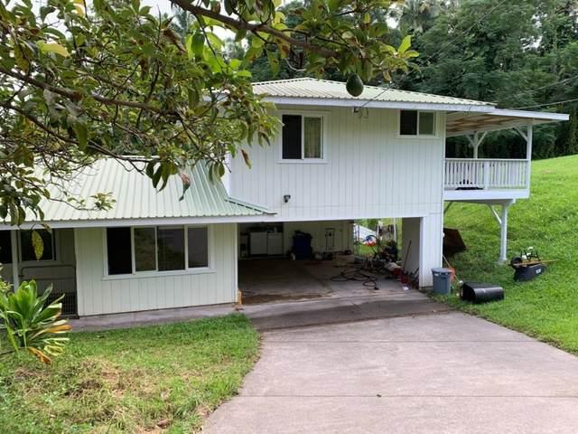 36-2289 Hawaii Belt Rd, Laupahoehoe, HI 96764 (MLS #654905) :: Corcoran Pacific Properties