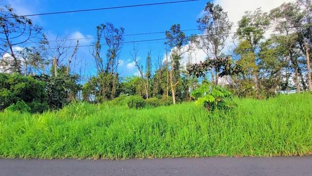 Emerald Dr, Pahoa, HI 96778 (MLS #654974) :: Corcoran Pacific Properties