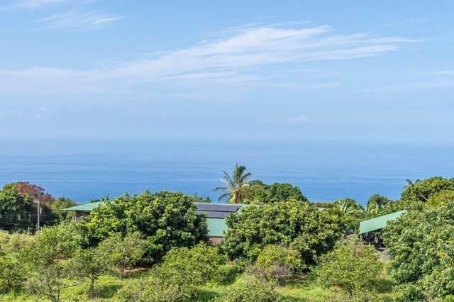 79-1070 Honuaino Rd, Kealakekua, HI 96750 (MLS #654988) :: LUVA Real Estate