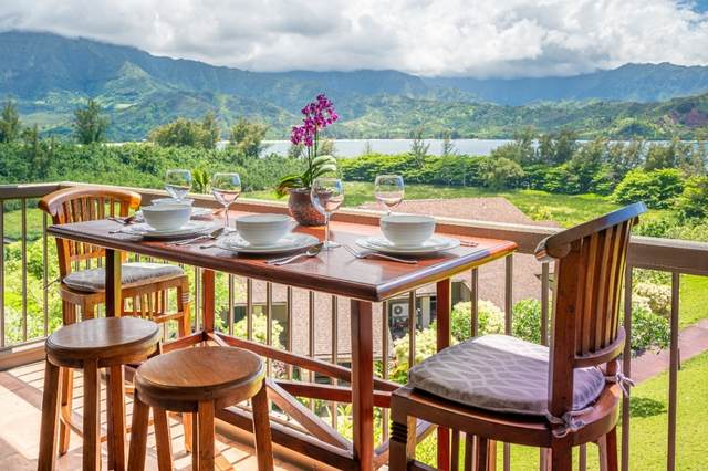 5380 Honoiki Rd, Princeville, HI 96722 (MLS #654994) :: Kauai Exclusive Realty