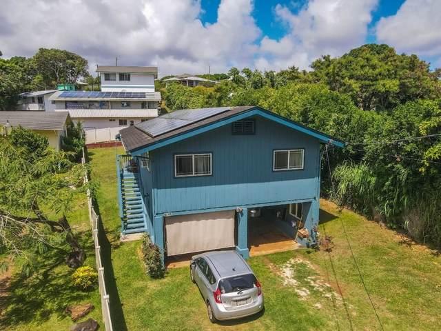 4875 Hauaala Rd, Kapaa, HI 96746 (MLS #655038) :: Kauai Exclusive Realty