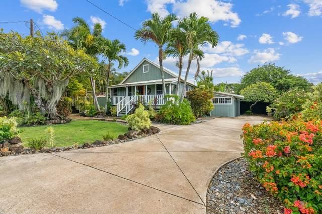 3178 Hikina Rd, Koloa, HI 96756 (MLS #655062) :: Kauai Exclusive Realty