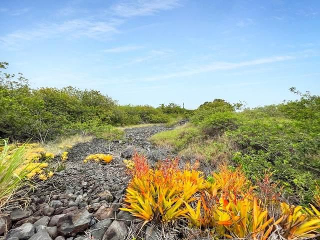 Puukani Rd, Naalehu, HI 96772 (MLS #655075) :: Aloha Kona Realty, Inc.