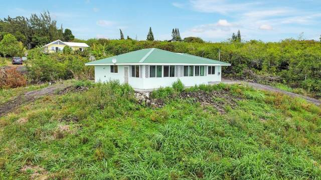 94-6501 Kekuhaupio Rd, Naalehu, HI 96772 (MLS #655077) :: Aloha Kona Realty, Inc.