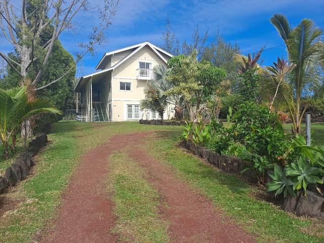 15-1055 Kilika Rd, Keaau, HI 96749 (MLS #655107) :: LUVA Real Estate