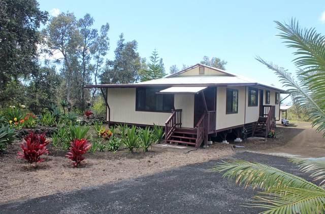 92-9093 Hula Lane, Ocean View, HI 96737 (MLS #655119) :: Hawai'i Life