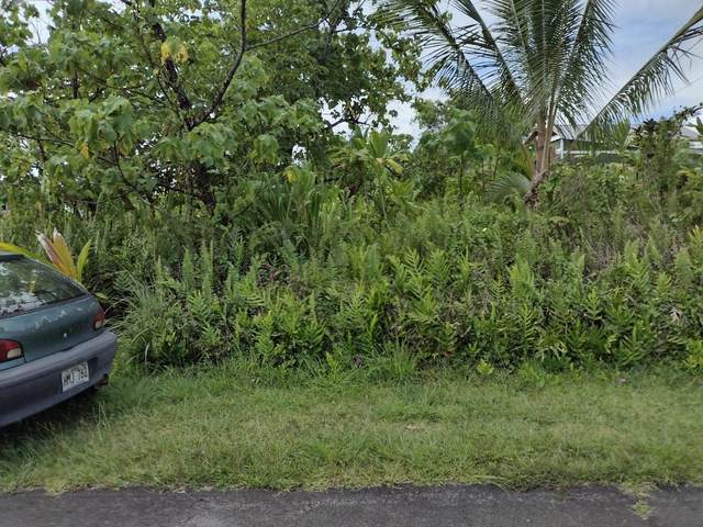 Mapuana Ave, Pahoa, HI 96778 (MLS #655122) :: Corcoran Pacific Properties