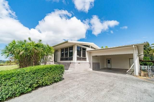 46 Hanohano St, Hilo, HI 96720 (MLS #655127) :: LUVA Real Estate