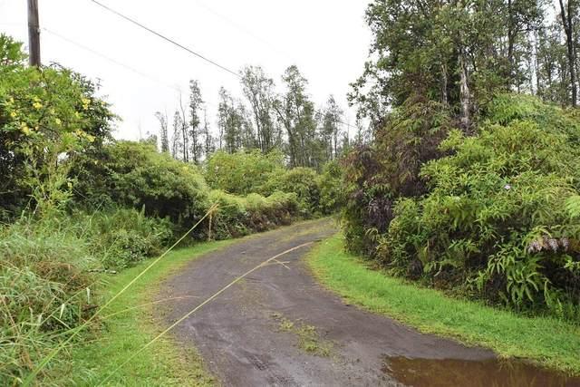 King Kamehameha Blvd, Kurtistown, HI 96760 (MLS #655136) :: Corcoran Pacific Properties