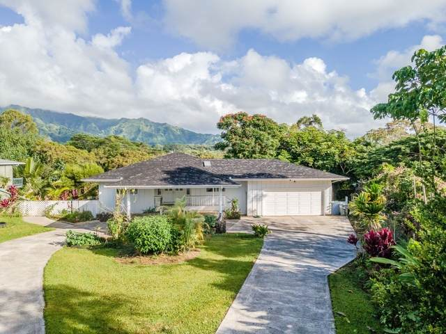 6420 Kalama Rd, Kapaa, HI 96746 (MLS #655150) :: Kauai Exclusive Realty