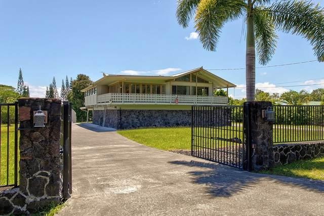 15-1439 28TH AVE (POHA), Keaau, HI 96749 (MLS #655182) :: LUVA Real Estate